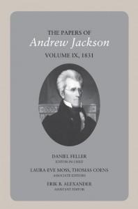 Andrew jackson essays